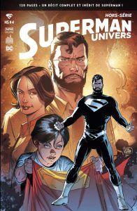 [Review] Superman Univers H.S 4  Loïs et Clark