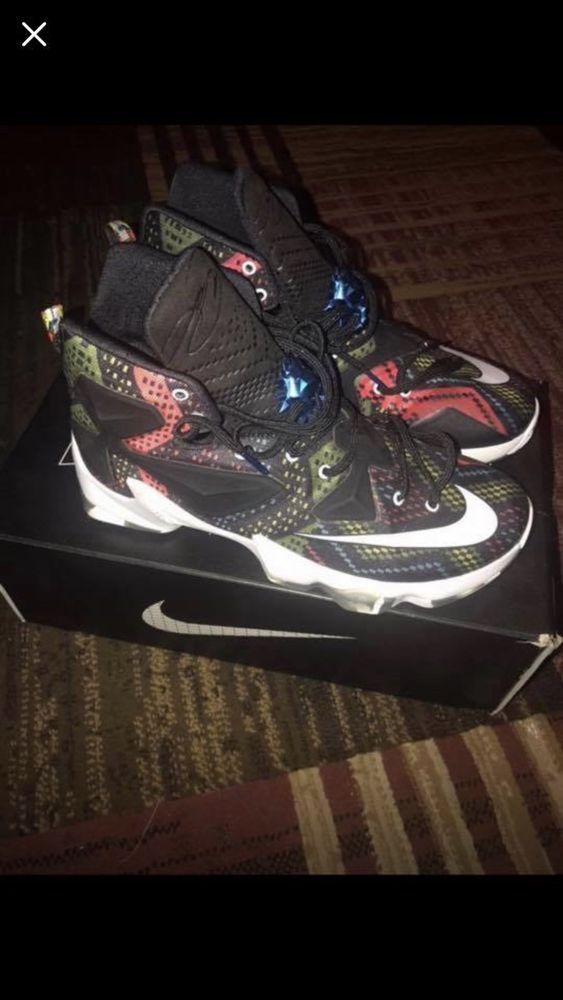 d9527b0fbc0 NIKE Lebron James XIII 13 BHM Black History Month Basketball Shoes Size 11   fashion  clothing  shoes  accessories  mensshoes  athleticshoes (ebay link)