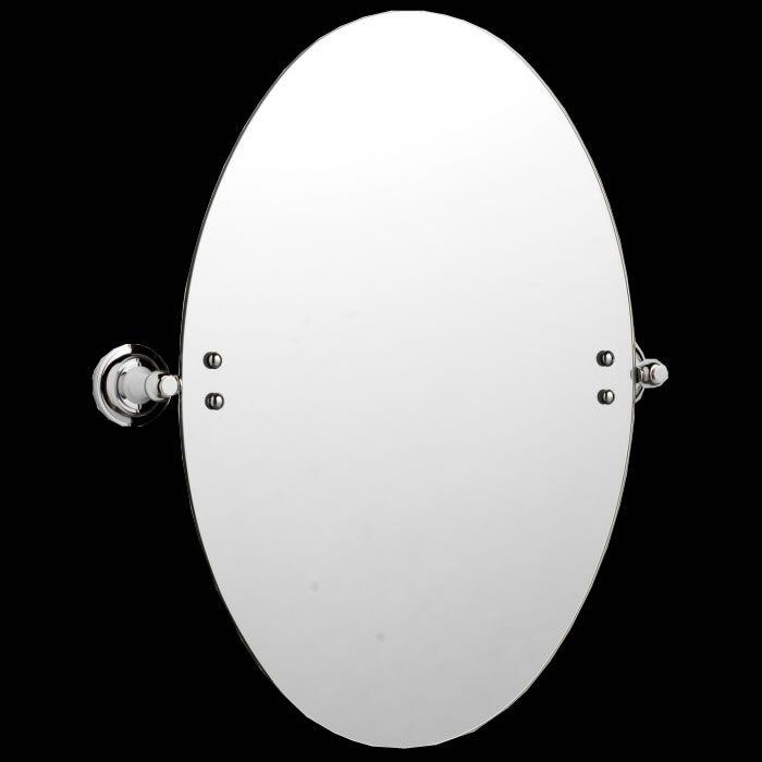 Miroir Oval 533 x 444mm - Image 1