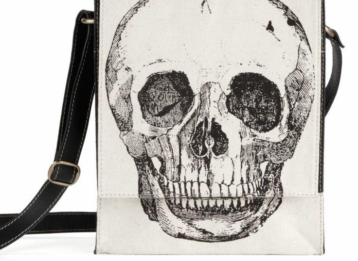 Skull Bag | Travel | Gifts | Z Gallerie