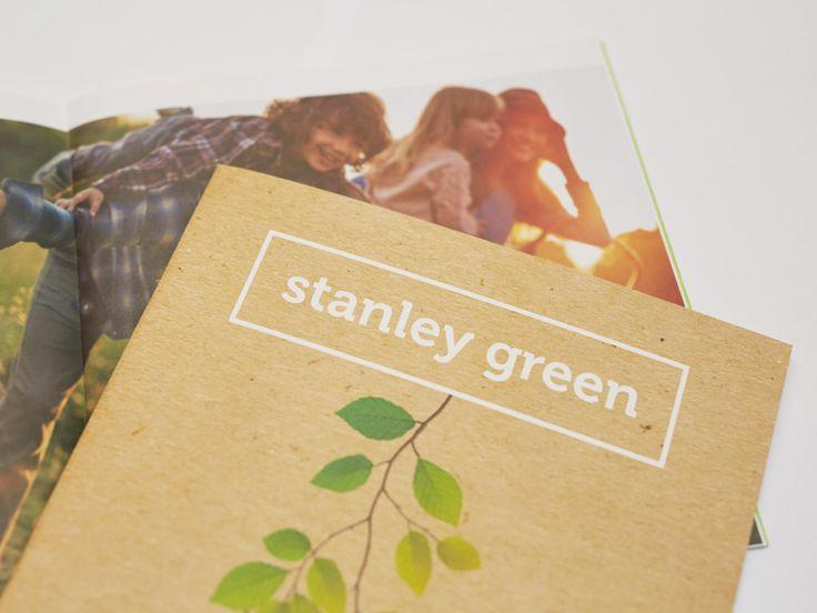 Small & Co - Stanley Green - Brochure Design