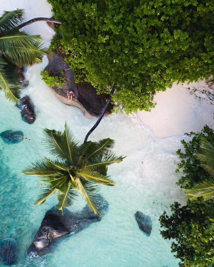 Beau Vallon, Seychelles @airpixels