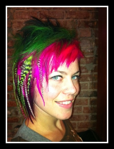 154 best feather hair extensions images on pinterest feather hair feathers pmusecretfo Image collections