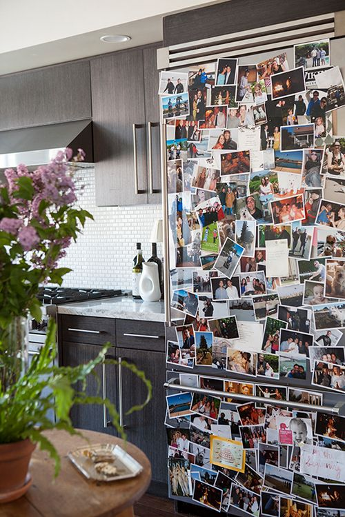 : Decor, Cabinets, Idea, Photo Display, Pin Boards, Apartment Design, Love Pictures, Memories, House