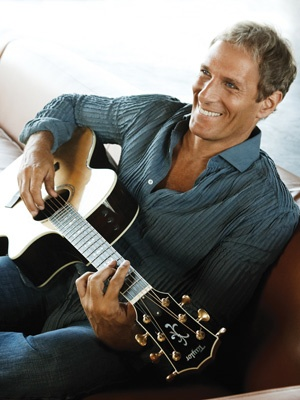 Michael Bolton - i love him and his powerful voice...and he's SUCH a nice and funny man!