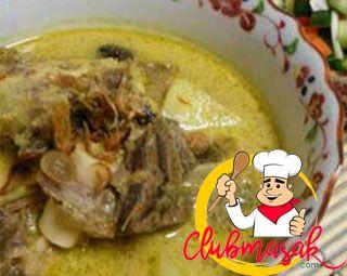 Resep Kagape Kambing, Resep Nusantara, Club Masak