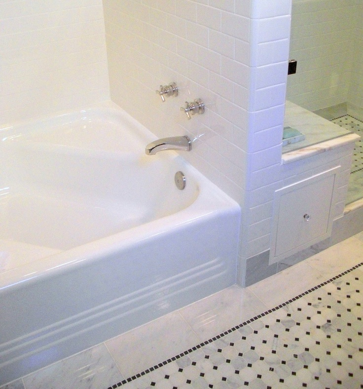 102 best 1920s bath renovation images on Pinterest | Bathroom ...
