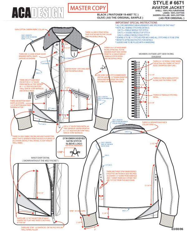 Best Technical Flats Images On Pinterest Fashion Drawings - Tech pack template