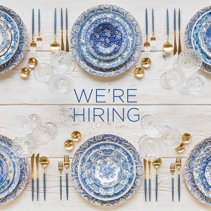 We're hiring! Looking to fill positions of ALL kinds: Delivery, Dishwashers, Warehouse, Events 💙 If you, or someone you know, are interested in applying for a position with our team, check out the Employment Opportunities listed on our website, and email your resume + cover letter to jobs@casadeperrin.com to submit your application. xoxo! Team CdP #cdp3x3 #🍽