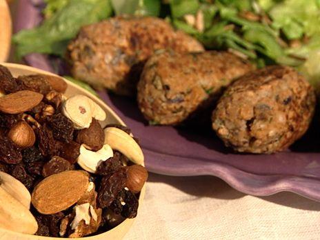 Vegetariska järpar på sojafärs | Recept.nu