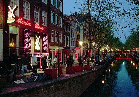 Amsterdam, Netherlands Red Light District. Naughty, naughty!One Day, Amsterdam Netherlands, Buckets Lists, Favorite Places, Trav'Lin Lights, Amsterdam Red Lights District, Fav Places, Eindhoven Holland, Amsterdam 2012