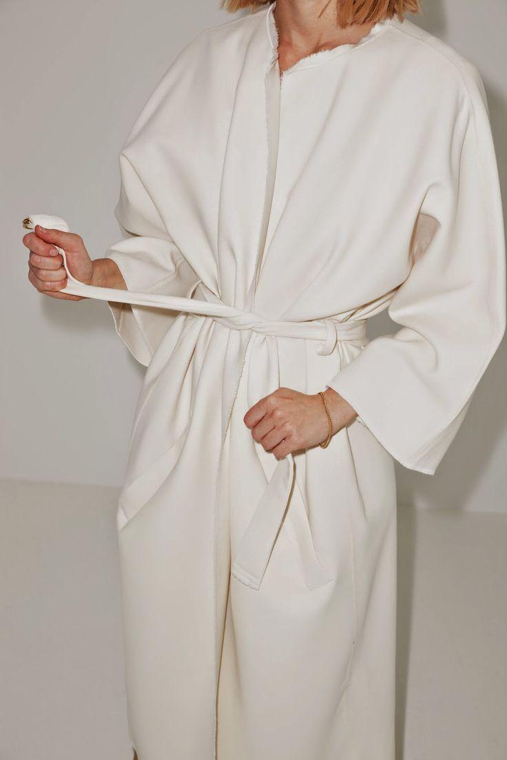 what-do-i-wear: CLAUDIA BERTINI doubleface wool coat