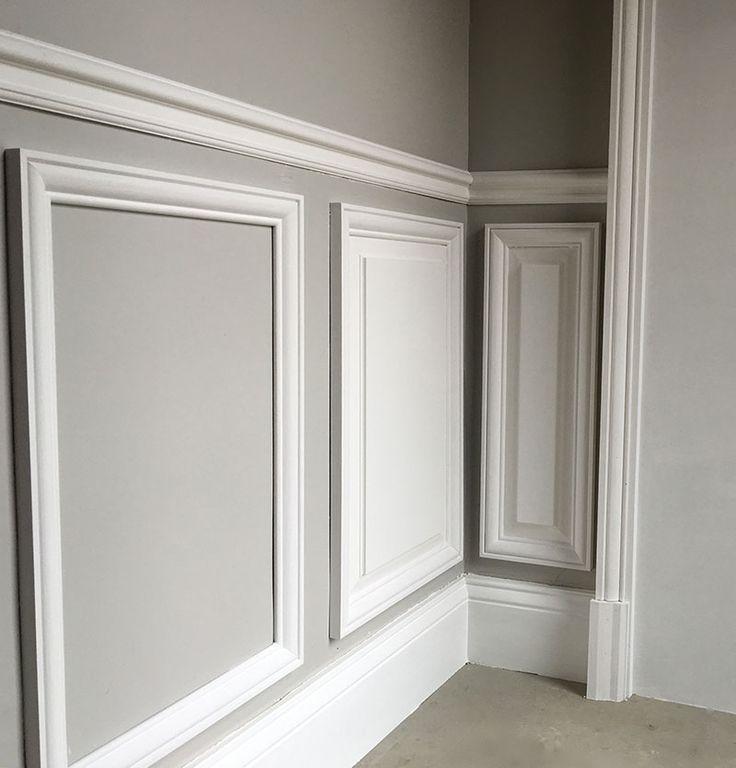 Habillage portes