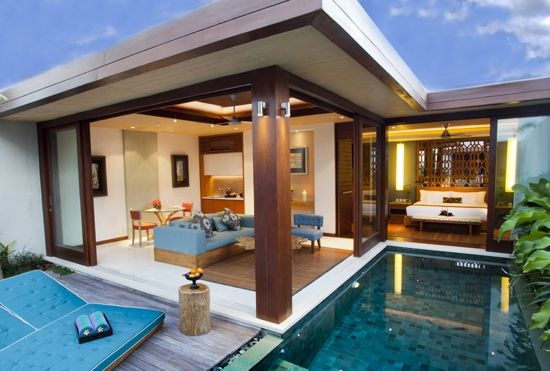 Maca Villas and Spa - Jl. Lebak Sari No 7 Petitenget Seminyak Bali Indonesia - Tel +62 361 739090 - private-one-bedroom-deluxe-pool-villa