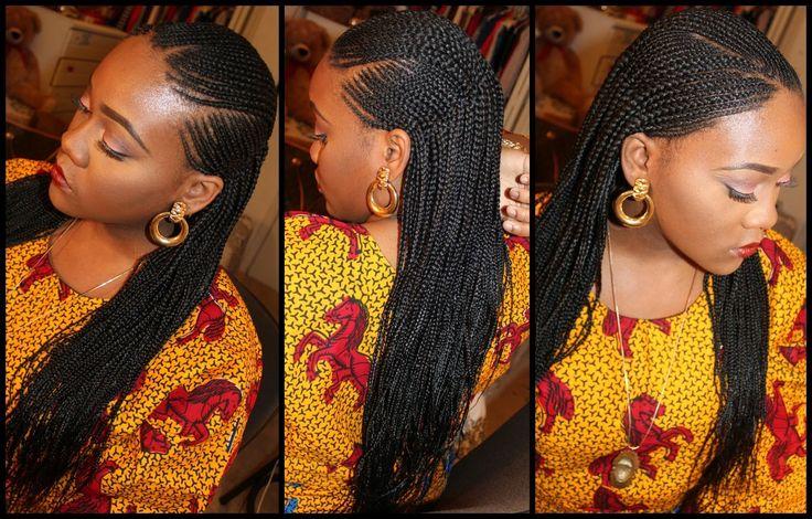 ghana braids gallery | 20 Most Beautiful Styles of Ghana Braids