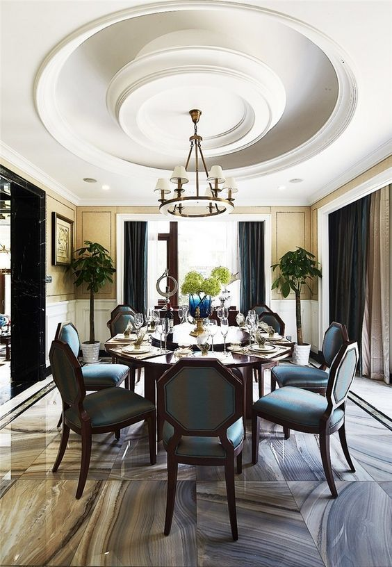 107 Best Dining Room Images On Pinterest  Dinner Parties Dining Cool Living Room And Dining Design Decoration