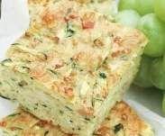 Recipe Zucchini Slice by SamanthaHenshaw - Recipe of category Baking - savoury