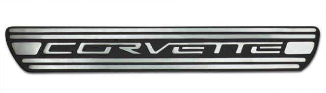 2005+ Chevrolet Corvette Door Sills 2 Tone
