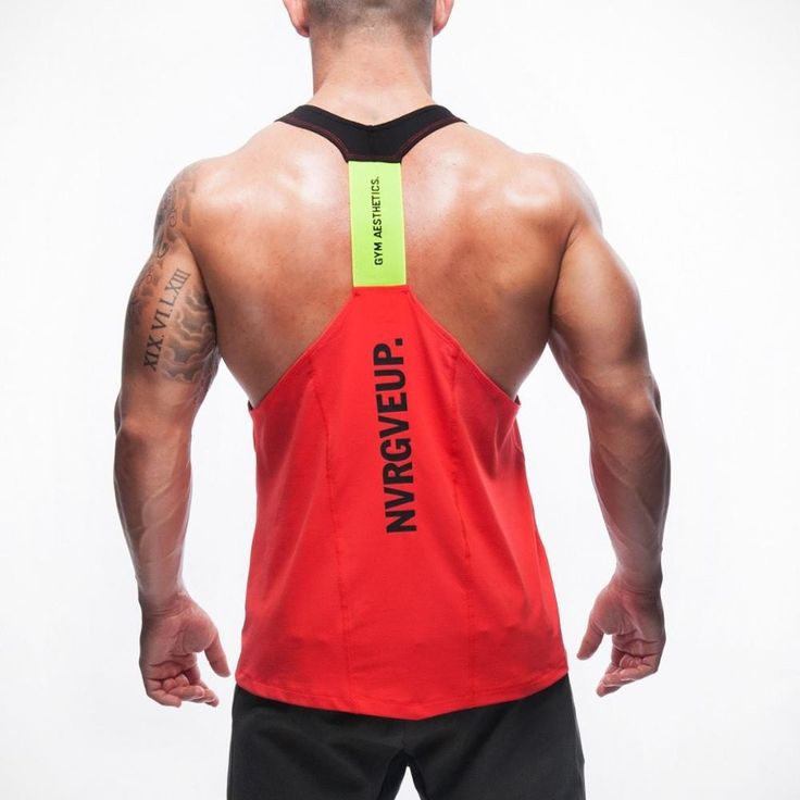 Singlet Quick-drying Undershirt Men's Fitness Tank Tops