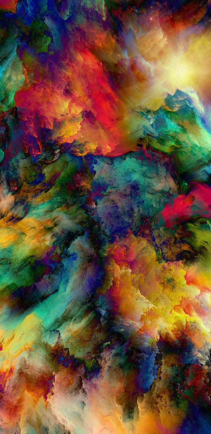 Color Explosion | Abstract HD Wallpapers 9