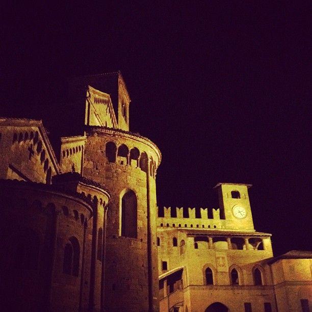 Back to the MiddleAge in Castell'Arquato - Instagram by mattiamontanari