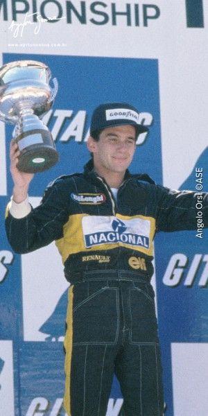 Grande Prêmio da Bélgica – 1986 | Ayrton Senna