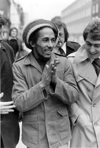 1976  Auf Tour mit Bob Marley  Als der Messias mein Gras rauchte