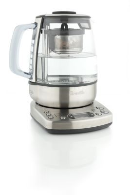 Breville One-Touch Tea Maker - prepares everything I need so I can spend more time enjoying my company and relaxing with my tea!