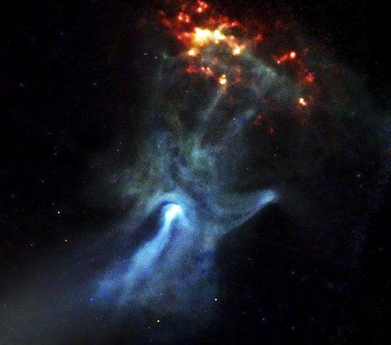 Fonte de energia desconhecida alimenta super explosões de nêutrons no espaço profundo