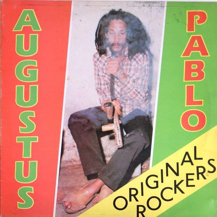 AUGUSTUS PABLO - Original Rockers (Greensleeves GREL 8) Vinyl | Music