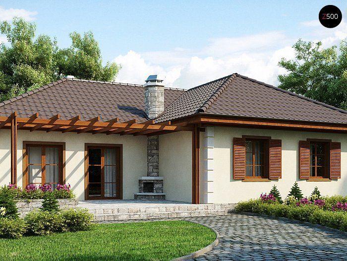 M s de 25 ideas incre bles sobre tejado a cuatro aguas en for Casas techos cuatro aguas