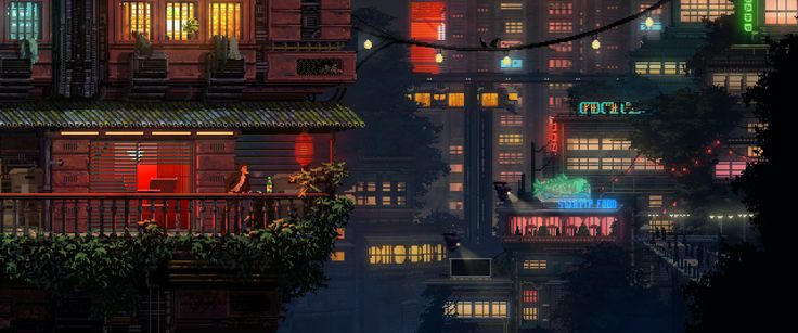 Tim and Adrien Soret, brothers from Paris, were quietly developing a Studio Ghibli-inspired dark fantasy game when the Cyberpunk Jam digitally rolled into town in early 2014.