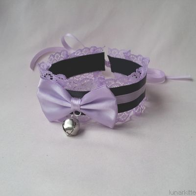 kitten play collar - Google Search
