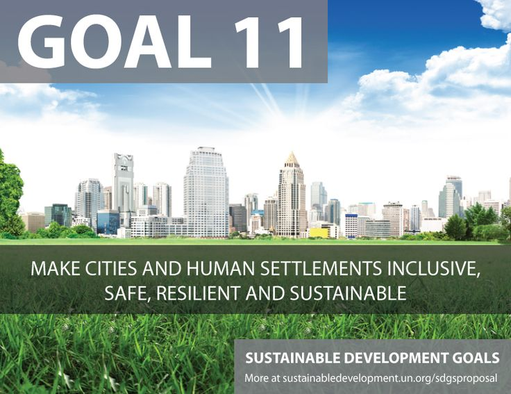 Proposal for Sustainable Development Goals ... Make Cities and Human Settlements Inclusive, Safe, Resilient, and Sustainable - Sustainable Development Knowledge Platform