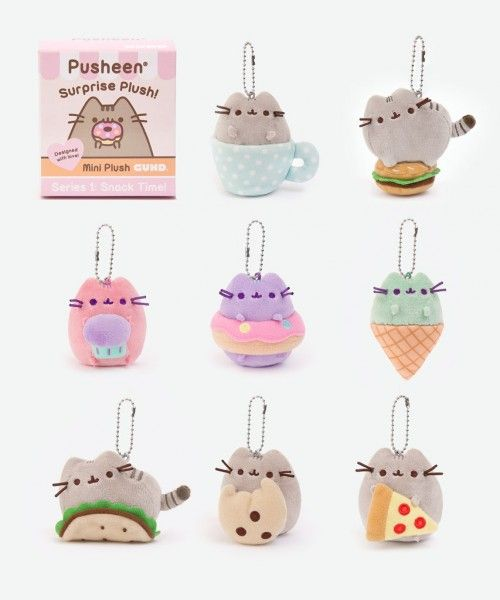 Most Wanted: Pusheen Plush Blind Box
