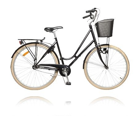 damcykel - se mer info på: http://www.stadium.se/sport/cykel/cyklar/131188/occano-u316-28-tum-classic-dam
