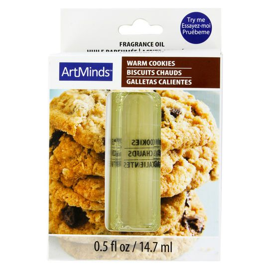 Warm Cookies Fragrance Oil By Artminds™ | Michaels ...