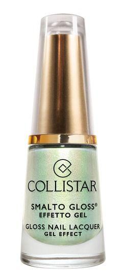 Smalto Gloss Effetto Gel Sorbetto n. 628 SORBETTO MENTA#collistar #summer #estate #colors #colori #nails #unghie #smalti #makeup #verde #green