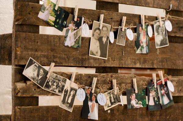 Hochzeit mit Baumwollpflanzen   Friedatheres Fotos: Nina Kos Photography