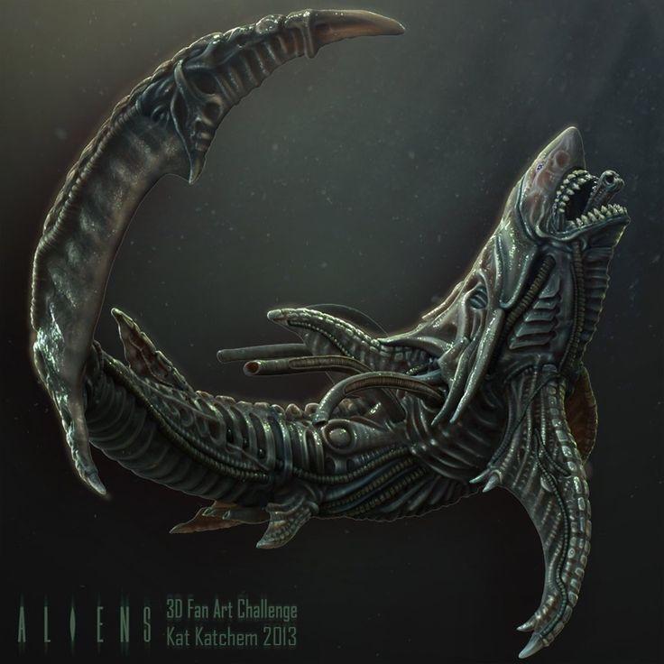 Alien Shark