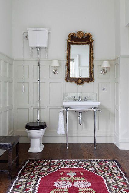17 großartige Ideen, um Ihr Badezimmer mit Konsolenspüle zu erneuern #design #bathroom