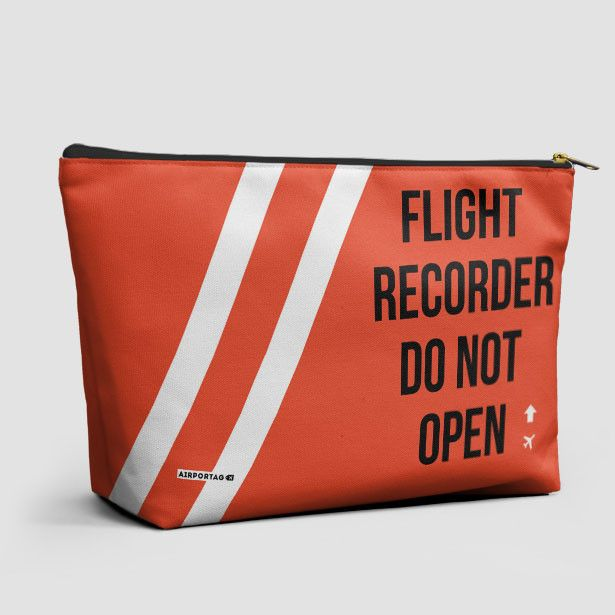 Flight Recorder - Pouch Bag