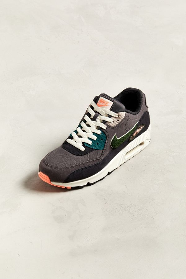 the best attitude c4d5d 30267 ... coupon code for slide view 2 nike air max 90 premium se sneaker 88b83  d01bd