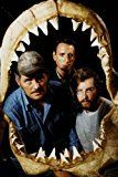 #3: Roy Scheider Robert Shaw and Richard Dreyfuss in jawbone of shark Jaws 2436 Poster