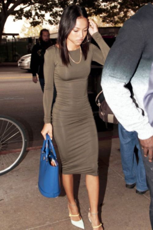 73 Best Images About Karrueche Tran Style On Pinterest Caged Sandals Shopping And Chris Brown Art