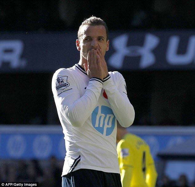 Big things were expected of Roberto Soldado at Tottenham but he did not live up to the hype