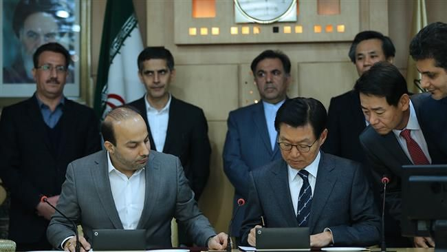 Hyundai Rotem inks €720mn deal to build carriages in Iran