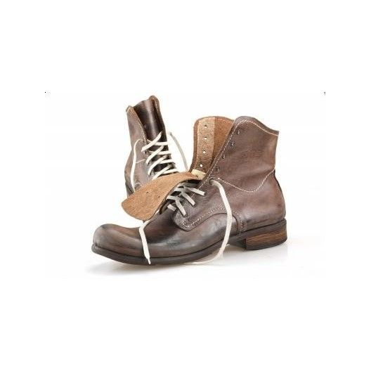Pánske topánky - hnedé - manozo.hu