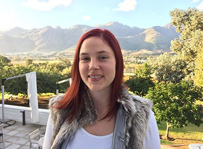 Maggie Naude - Guest Relations #MOREpeople