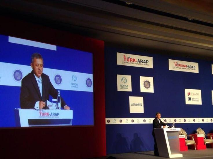 Borsa İstanbul - 2. Türk Arap Sermaye Piyasaları Forumu